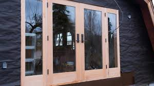 Images Of French Doors Woodworking Building French Doors How To Youtube