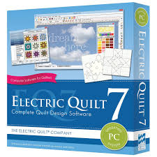 Electric Quilt 7 - Best Quilting Software Hands On Review - Easy ... & Electric Quilt 7: Quilt Design Software Review – Easy and Fun! Adamdwight.com