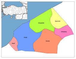Image result for ereğli haritası