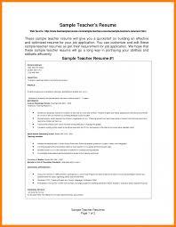 Biodata For Job Application Teacher Biodata Format For Applying Cover Letter Samples 3