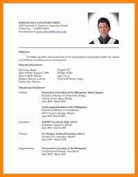 Latest Resume Format Adorable Latest Resume Format Free Resume Templates 28