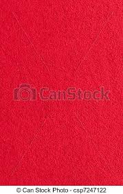 Smooth red carpet texture on floor surface background stock photo