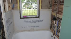 bathroom drywall valves cutting the cement board is not as easy as cutting drywall instead of