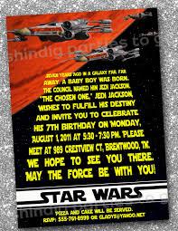 star wars birthday invite template star wars birthday invitations templates free star wars bday