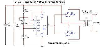 100w dc power inverter circuit diagram wiring diagram local how to build 100w inverter circuit schematic circuit diagram 100 watt inverter 12v dc to 220v