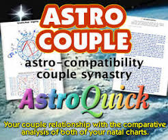 Details About Astroquick Personalized Astrology Synastry Chart Comparison Report Online