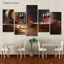 Popular Art Wine GlassesBuy Cheap Art Wine Glasses Lots From - Art for the dining room