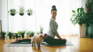 how to diy a yoga sanctuary