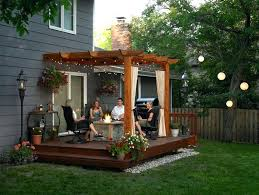 outdoor lighting ideas for backyard. Outdoor Ideas For Backyard Charming Patio Small Yard Designs House . Lighting N