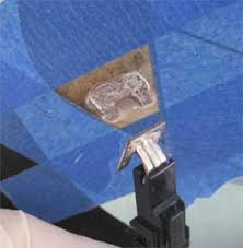 defroster repair and troubleshooting guide frost fighter mask off area on defroster damaged by tab