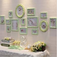2019 wood frame set classic oval photo frame wall decoration ellipse picture frame white wall frames wedding gift wooden from cindy668 155 78 dhgate com