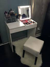 diy vanity table with mirror. cheap makeup vanity table lighted with mirror set diy m