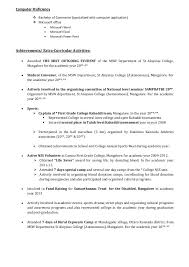Examples Of Academic Achievements Resume - Examples Of Resumes