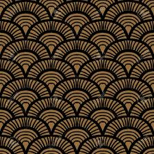art deco fan motif pixsharkcom images galleries art deco metallic wallpaper pattern