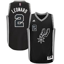 Spurs antonio jersey san replica alternate adidas duncan tim silver jerseys leonard kawhi clearance salado gray tx. Men S San Antonio Spurs Kawhi Leonard Adidas Black Alternate Swingman Jersey
