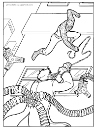 Small Picture Electro And Spiderman Coloring PagesAndPrintable Coloring Pages