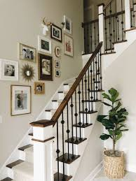 59 new ideas decor wall photo stairs