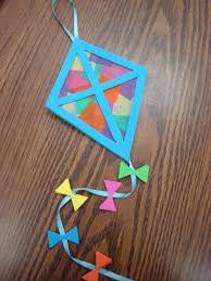 Another Idea For The Up And Coming Spring Kites For Aprils