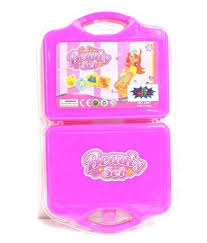 little s pretend makeup kit cosmetic pretend play set kids beauty salon makeup set toy for