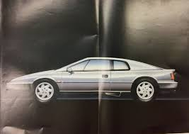 2018 lotus esprit. wonderful esprit a neat rendering of the lotus esprit by john francis published in  autocar 10 may 1989pictwittercomjo4co4qdzn and 2018 lotus esprit