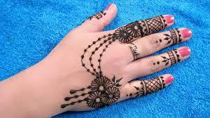 Mehndi Design Images Photos