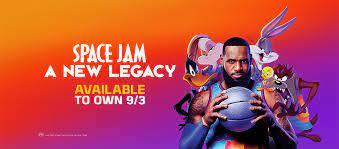 Space Jam: A New Legacy - Publicaciones ...
