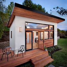 contemporary tiny houses. High-Quality Sustainable Prefab Backyard Tiny House | IDesignArch Interior Design, Architecture \u0026 Decorating EMagazine Contemporary Houses Pinterest