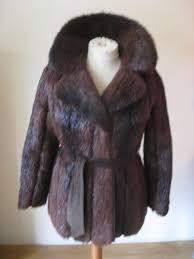 keska fur coat vintage