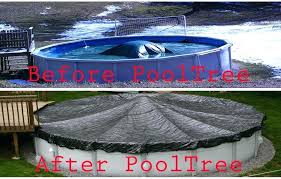 24 Round Winter Pool Cover Home And Interior Attractive Above Ground Covers Of System Mesh Foot