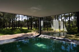 Indoor Outdoor Pool Residential Glass Homes Swimming Pool Indoor With Glass Walls Home And