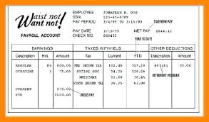 Online Pay Stub Generator Fake Pay Stub Generator Sakusaku Co