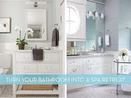 Soothing Green Bathroom Paint Colors  Contemporary  Bathroom Spa Bathroom Colors