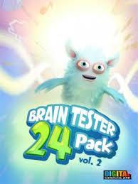 تحميل لعبة Brain tester pack