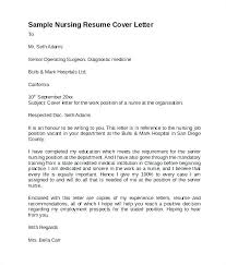Template Of Resume Unique Graduate Nurse Cover Letter Examples Australia Nursing Example New