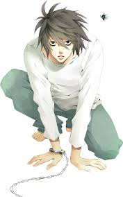 Death Note Images L Lawliet Hd ...