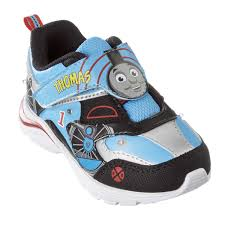 Thomas And Friends Light Up Shoes Thomas And Friends Toddler Boys Athletic Shoes