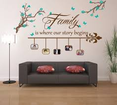 first wall paint ideas using light blue fabric sofa as wells room