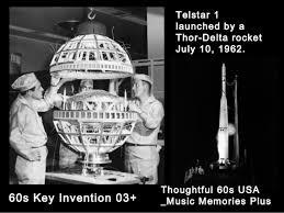「Telstar 1」の画像検索結果