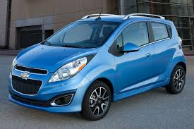 Chevrolet Spark's photos and pictures