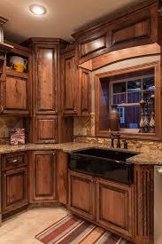 dark rustic cabinets. Dark Kitchen Backsplash Design Ideas Rustic Cabinets Cabinet C