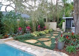 Florida Landscape Design Photos Sod Replacement Orlando And Central Florida Case Study 1121