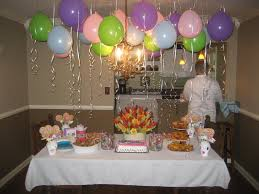 home decor accessories birthday decoration ideas at home with balloons