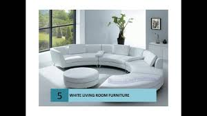 Modern Colorful Living Room Modern White Color Living Room Furniture Youtube