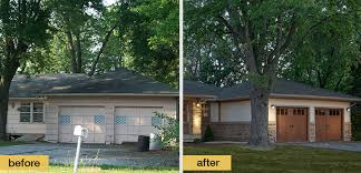 Home Exteriors Before And After Style Awesome Inspiration Design