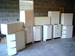stand kitchen cabinets discount bathroom vanities st retro metal