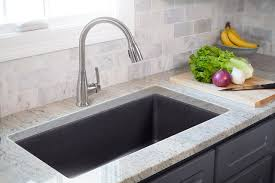 Franke Granite Kitchen Sinks Franke Dig61091 Gra Primo 33 Single Basin Undermount Drop In