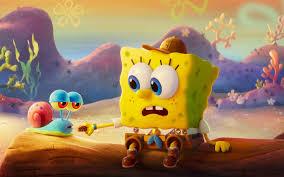 1920x1200 Gary & SpongeBob 1200P ...