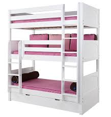An Enormous Selection of Bunk Beds for 3 or More