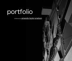 Amazing Architecture Portfolio Cover On Pertaining To By Amanda