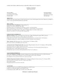 Chronological Format Resume Adorable Chronological Format Resume Sample Andaleco